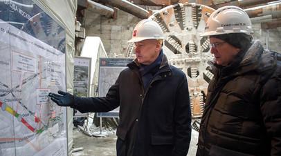 Станцию «Беломорская» в Москве планируют построить до конца года