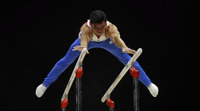 Далалоян завоевал золото чемпионата мира в вольных упражнениях