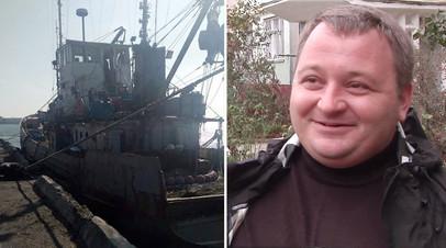 «Мы дома и очень ждём нашего капитана»: матрос арестованного Украиной судна «Норд» рассказал RT о своём освобождении