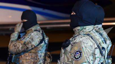 В Азербайджане уничтожены два готовивших теракты радикала