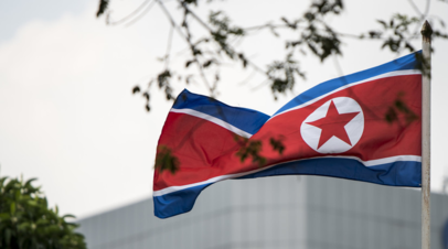 Южная Корея и КНДР подняли жёлтые флаги на постах охраны у границы