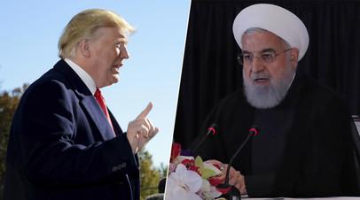 «Иран научился выходить из подобных ситуаций»: сможет ли Тегеран обойти санкции Вашингтона