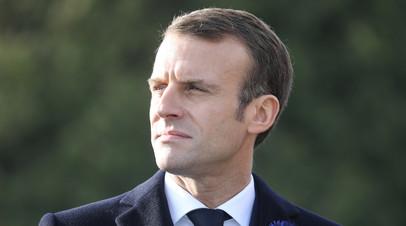Эксперт прокомментировал предложение Макрона создать «общеевропейскую армию»
