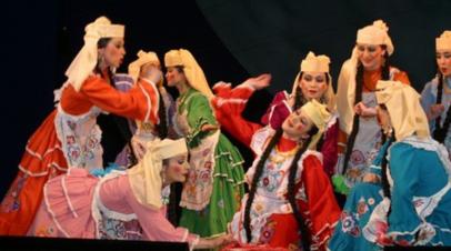В Удмуртии пройдут гастроли академического ансамбля народного танца Башкирии