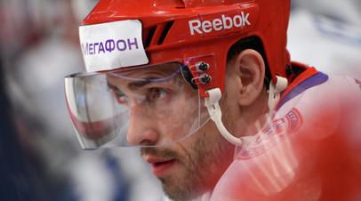 Главный тренер сборной России по хоккею объяснил невызов Дацюка на матчи Кубка Карьяла