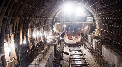 Коммунарскую линию метро планируют построить в Москве до конца 2023 года