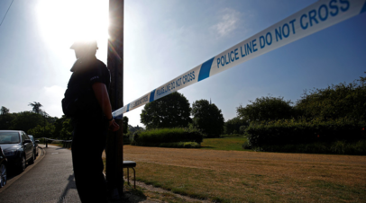 МИД: у России нет данных, что после инцидента в Солсбери никто не погиб