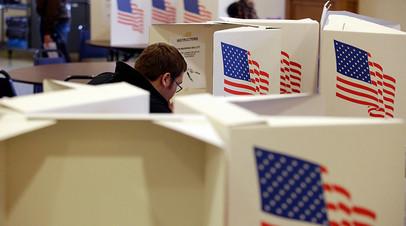 «Попытка избежать внутриполитической истерии»: в Белом доме назвали промежуточные выборы самыми защищёнными в истории