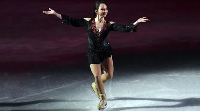 Тарасова высказалась о выступлении Туктамышевой на этапе Гран-при в Японии