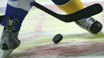 Юниорская сборная России по хоккею выиграла Мировой кубок вызова, победив Финляндию