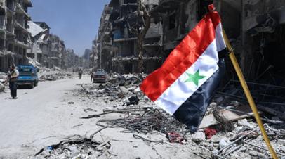 В ООН призвали направить гумпомощь в сирийский лагерь «Эр-Рукбан»