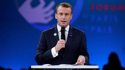 Эксперт оценил заявление Макрона об «общеевропейской армии»