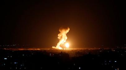 «Разговоры о мирном урегулировании напоминали имитацию»: сектор Газа и Израиль обменялись ракетными ударами