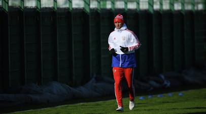Футболист «Локомотива» Игнатьев прокомментировал вызов в сборную России