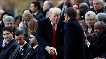 Эксперт оценил критику Трампа в адрес идеи Макрона о создании общеевропейской армии