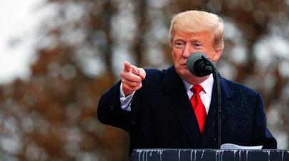 СМИ: Трамп может сменить главу аппарата Белого дома