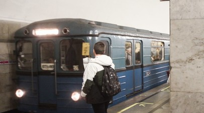 Движение на синей ветке метро Москвы восстановлено после сбоя