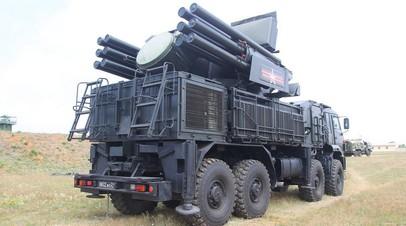 «Триумф» и «Панцирь» отработали уничтожение крылатых ракет условного противника в Крыму