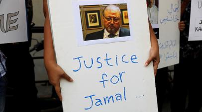 «Убит инъекцией»: прокуратура Саудовской Аравии просит приговорить к смертной казни пятерых обвиняемых по делу Хашукджи