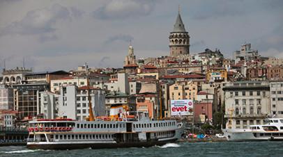 Российский экипаж задержанного в Стамбуле судна прекратил голодовку