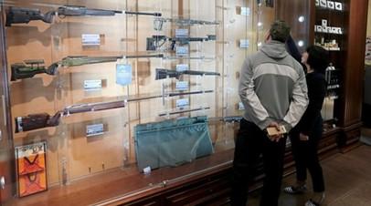 В Госдуме прокомментировали предложение повысить возраст для покупки оружия