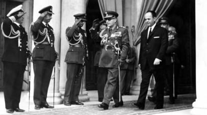 «Урок для общества»: почему рухнул режим «чёрных полковников» в Греции