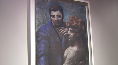 «Пикассо и Хохлова»: в Москве открылась выставка, посвящённая любви испанского художника и русской балерины