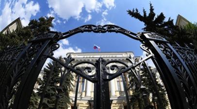 В ЦБ оценили эффект от возможных новых санкций