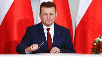 Польша выступила против создания общеевропейской армии