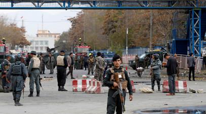 Не менее 40 человек погибли при взрыве в Кабуле