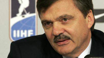 Глава IIHF оценил вероятность выступления игроков НХЛ на Олимпиаде в Пекине