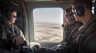 «Сохранить присутствие под любым предлогом»: зачем США планируют разместить свои наблюдательные посты на севере Сирии