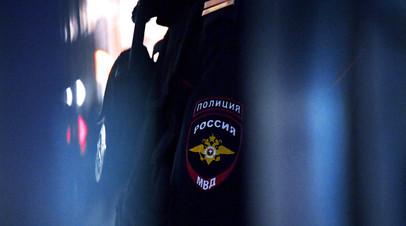 Пассажир поезда Москва — Владивосток ранил полицейского