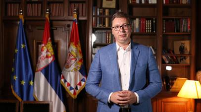 Президент Сербии заявил, что ЕС не сможет образумить косовские власти