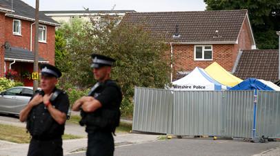 Посольство России направило МИД Британии новую ноту по делу Скрипалей