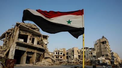ЦПВС сообщил о гибели сирийского военного из-за обстрелов боевиков