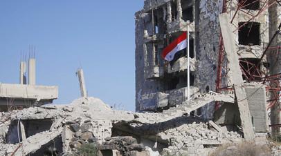 «Предположительно, хлор»: боевики обстреляли снарядами с отравляющими веществами жилые кварталы сирийского Алеппо