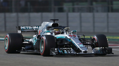 Хэмилтон выиграл Гран-при Абу-Даби и установил новый рекорд по очкам за сезон