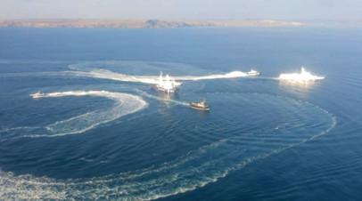 «Нагнетание международной напряжённости»: как в России отреагировали на провокацию ВМС Украины