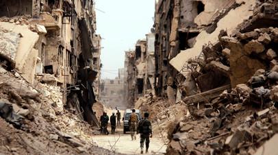В Сирию доставили гуманитарную помощь из Ингушетии