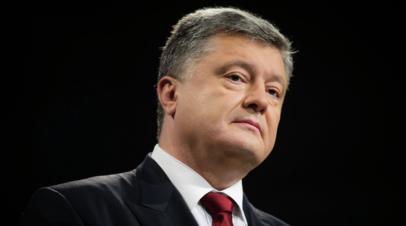 В Крыму назвали фантазией заявление Порошенко об угрозе войны с Россией