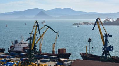 Эксперт прокомментировалпризыв экс-посла США закрыть порты для кораблей России