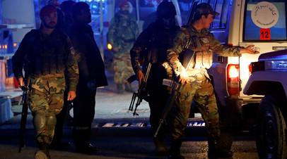 В Кабуле привзрыве автомобиля погибли 10 человек