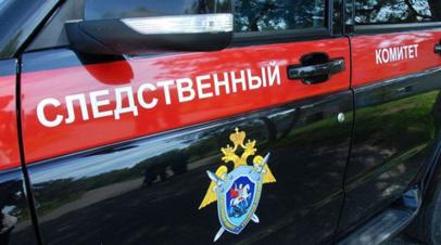 СК начал проверку столкновения грузовика и маршрутного такси в Москве