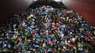 Петербург и Финляндия заключили соглашение об обмене опытом в области переработки мусора