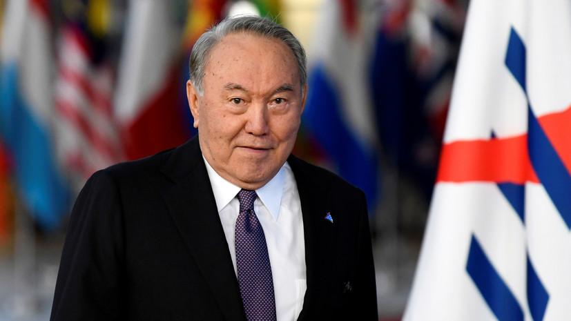 Nazarbayev falou sobre seus sentimentos pela Ucrânia