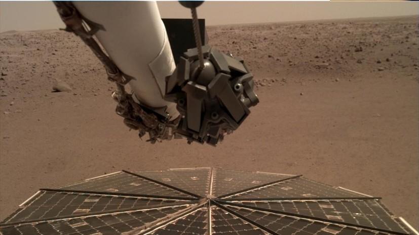 La NASA registró el ruido del viento en Marte - RT en ruso