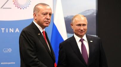 «Для предотвращения саботажа»: РФ и Турция согласовали дальнейшие шаги по созданию демилитаризованной зоны в Идлибе