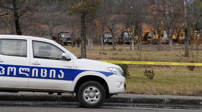 Суд Тбилиси арестовал шестерых украинцев за незаконное хранение оружия