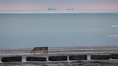 Украина призвала ОБСЕ начать мониторинг Азовского моря
